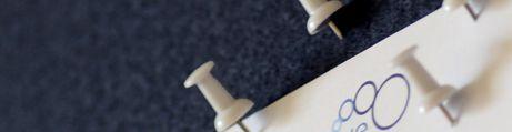 Antracit med aluminium profil