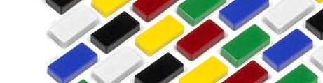 Rektangulære magneter 12x24mm